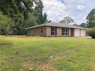 Huffman Single Family Home For Sale: 25823 Water Ridge Drive