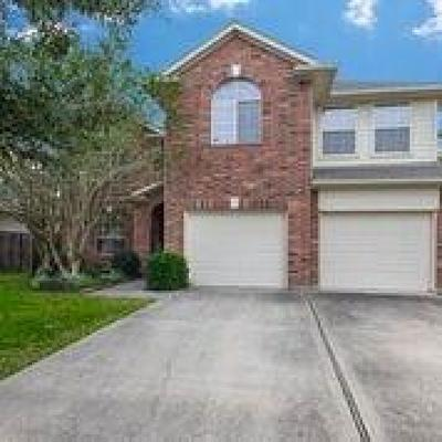Katy Single Family Home For Sale: 2511 Marquette Trail