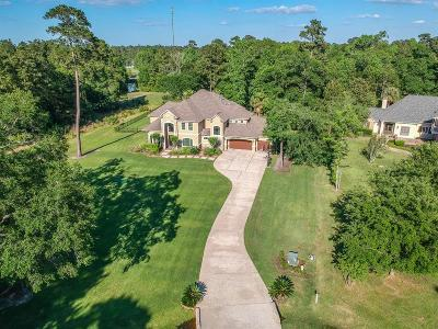 Magnolia Single Family Home For Sale: 32834 Green Bend Court