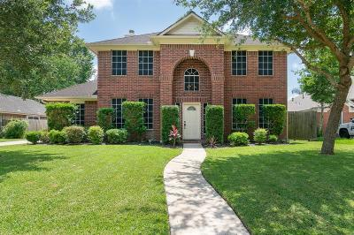 Pearland Single Family Home For Sale: 1309 Danielle Lane