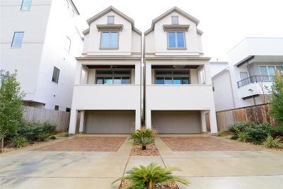 Rice Military Single Family Home For Sale: 6105 Tyne Street #B