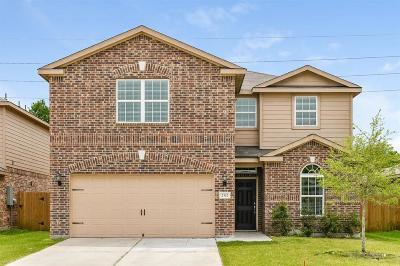 Rosenberg Single Family Home For Sale: 2322 Seabourne Trails Road