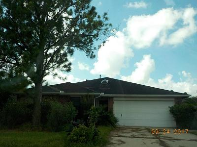 Pearland Single Family Home For Sale: 4818 Linden Place