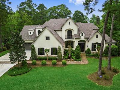 Conroe, Spring, The Woodlands Single Family Home For Sale: 5330 Pine Wood Hills Court