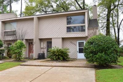 Montgomery Condo/Townhouse For Sale: 12226 Trail Hollow Drive