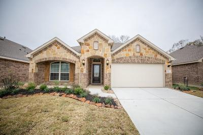 New Caney Single Family Home For Sale: 18826 Rosewood Terrace Drive