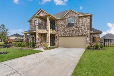Missouri City Single Family Home For Sale: 3826 Altino