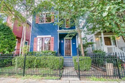 Houston Single Family Home For Sale: 1241 W 21st Street