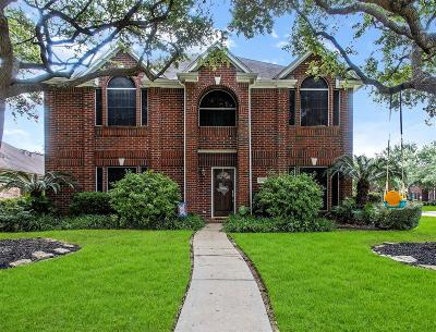 Pearland Single Family Home For Sale: 2817 Red Oak Lane