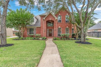 Katy Single Family Home For Sale: 3222 Winding Lake Way
