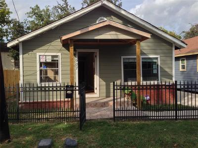 Houston Multi Family Home For Sale: 907 McIntosh Street