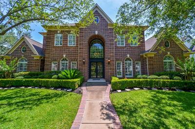 Sugar Land Single Family Home For Sale: 4927 Menlo Park Drive