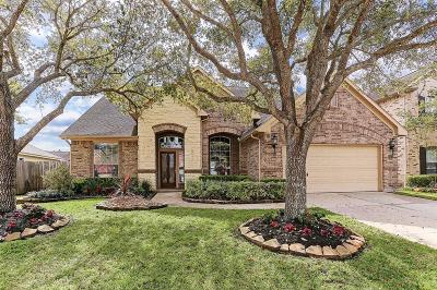 Cinco Ranch Single Family Home For Sale: 25715 Shady Spruce Lane