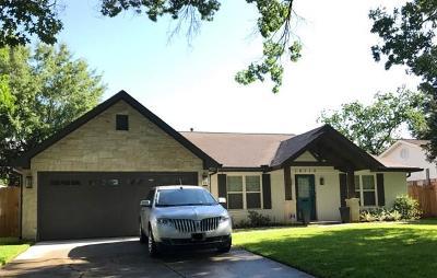 Houston Single Family Home For Sale: 14110 Kimberley Lane