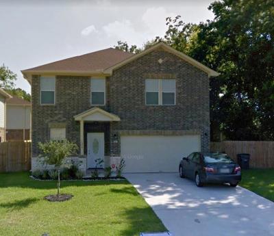 Sugar Land Single Family Home For Sale: 1024 Lexington Boulevard