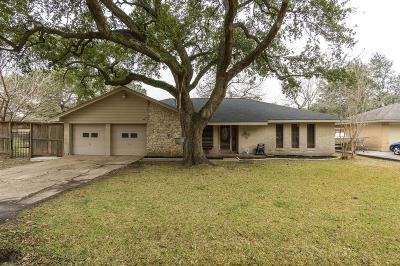 League City Single Family Home For Sale: 604 Elmore Street