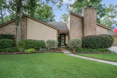 Kingwood TX Single Family Home For Sale: $259,000