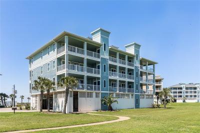 Galveston Condo/Townhouse For Sale: 26411 Cat Tail Drive #302