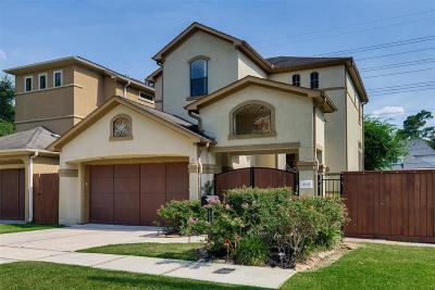 Houston Single Family Home For Sale: 2004 W 14th Street #B