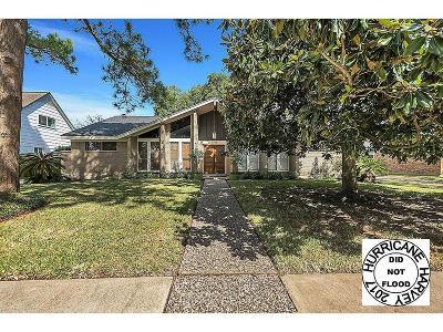 Houston Single Family Home For Sale: 7718 Windswept Lane