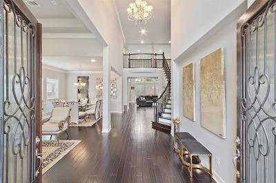Richmond Single Family Home For Sale: 10606 Comeaux Lane