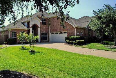 Katy Single Family Home For Sale: 1306 Longdraw Drive