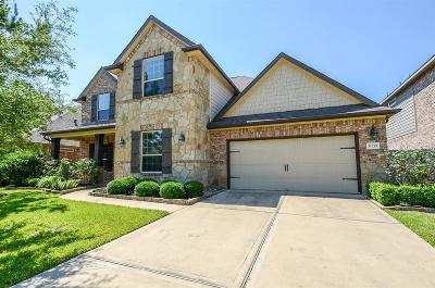 Single Family Home For Sale: 21215 Barton Hollow Lane