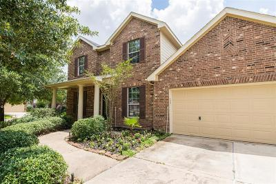 Katy Single Family Home For Sale: 2603 Yellowwood Court