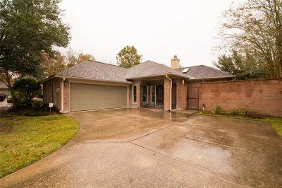 Kingwood Single Family Home For Sale: 4418 Denmere Court