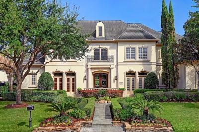 Houston Single Family Home For Sale: 11618 Versailles Lakes Lane