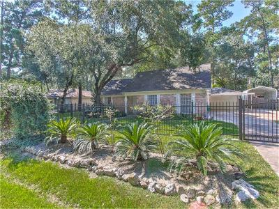 Houston Single Family Home For Sale: 12027 Beverly Drive