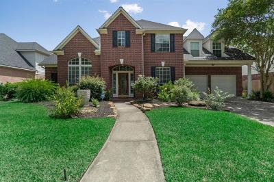 Kingwood Single Family Home For Sale: 2127 River Bend Way