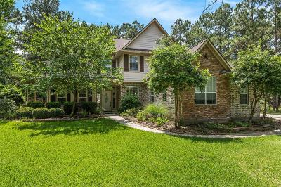 Magnolia Single Family Home For Sale: 32619 Autumn Forest Court