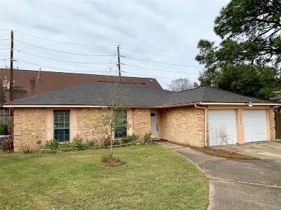 Houston TX Single Family Home For Sale: $154,995