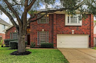 Pearland Single Family Home For Sale: 6505 Lauren Lane