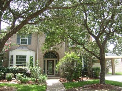 Houston Single Family Home For Sale: 4810 N Pine Brook Way