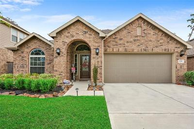 Single Family Home For Sale: 2219 Buck Hollow Court