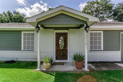 Pasadena Single Family Home For Sale: 3416 Crestgrove Drive