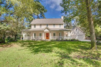 Conroe Single Family Home For Sale: 2329 Stableridge Drive