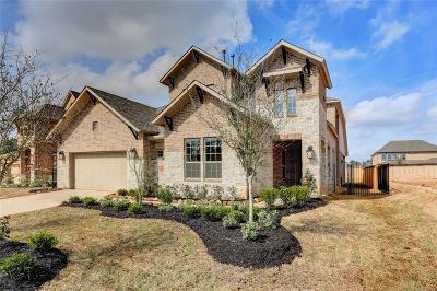 The Woodlands Single Family Home For Sale: 8 Alamito Canyon
