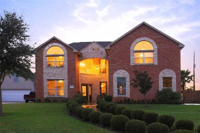 Bellville Single Family Home For Sale: 117 S Creek Drive