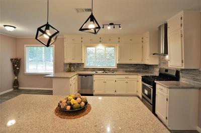 Pasadena Single Family Home For Sale: 1805 Oaks Drive