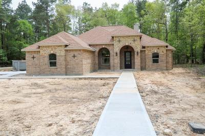 Montgomery County Single Family Home For Sale: 603 Parthenon Place