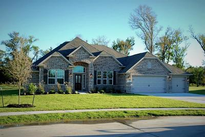 Baytown Single Family Home For Sale: 15406 Icet Creek