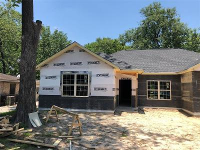 Single Family Home For Sale: 7929 Record Streeet