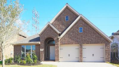 Pearland Single Family Home For Sale: 2903 Parkstone Field Lane