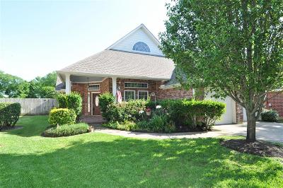 Missouri City Single Family Home For Sale: 3943 Heritage Colony Drive