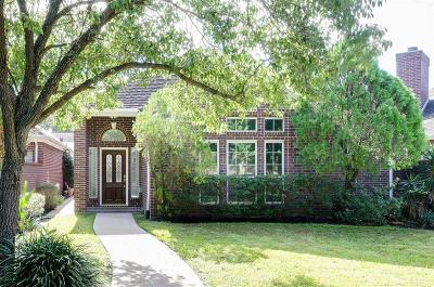 Single Family Home For Sale: 4631 Cashel Spring Drive