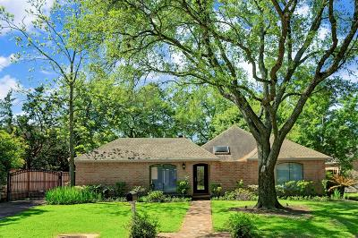 Galveston County, Harris County Single Family Home For Sale: 8601 Cedarspur Drive