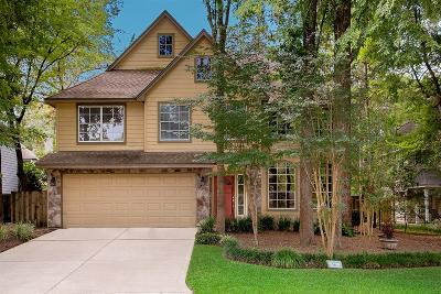 The Woodlands Single Family Home For Sale: 18 Glade Bank Place
